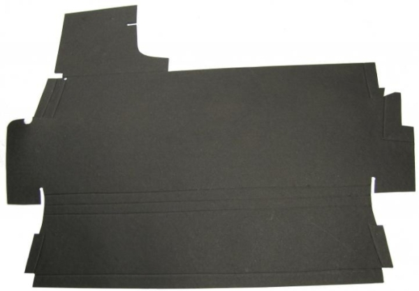 Kofferraumpappe / Kofferraumverkleidung Oberteil 1303 Bild 1