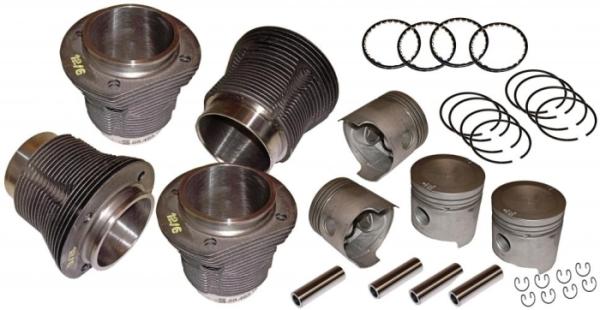 Zylinder - Zylinderkolben Set 1493ccm Bild 1