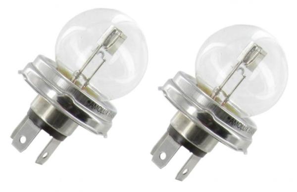 Glühbirnen Scheinwerfer duplo 12V / 40/45W Bild 1