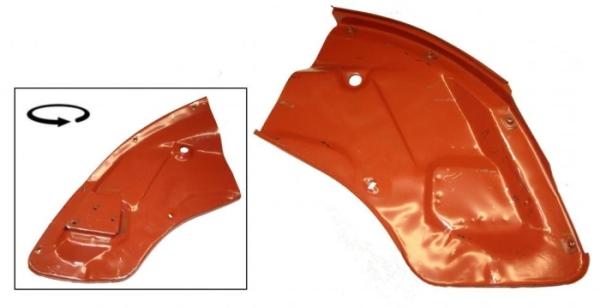 Stützplatte Stoßstange vorne links A-Qualität Bild 1