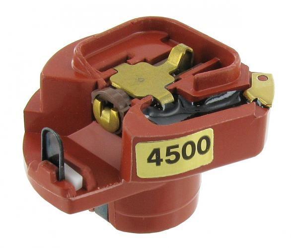 Verteilerläufer - Verteilerfinger Drehzahlbegrenzung 4500RPM Bild 1