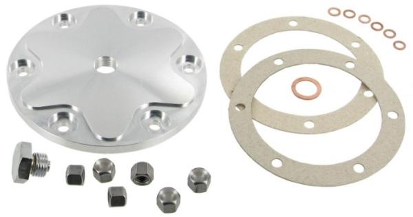 Ölablassdeckel Aluminium verstärkt Bild 1