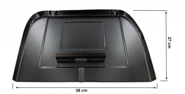 Batterieblech klein Bild 1
