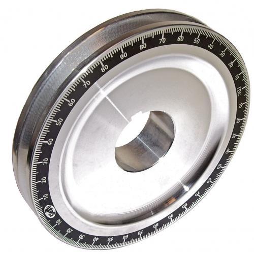 Riemenscheibe Aluminum 130mm Bild 1