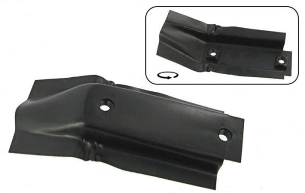 Stoßstangen Montageplatte vorne Bild 1