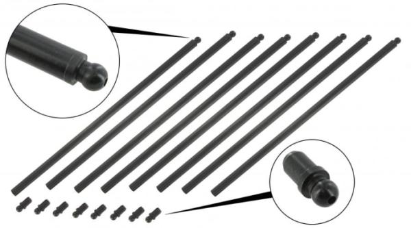 Stößelstangen Chrommolybdän-Stahl Bild 1