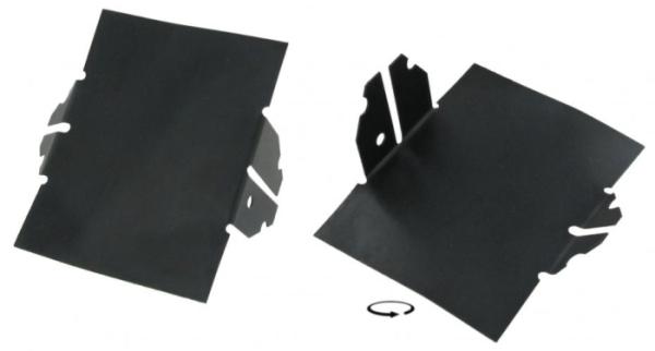 Reflektorblech Kühlungsluft 8mm Bild 1