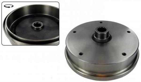 Bremstrommel hinten / Umbau 4 auf 5 Loch Bild 1