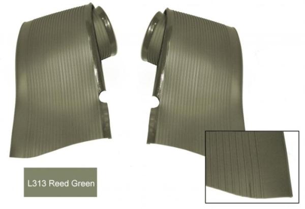 Überzug Trittbrett grün L313 Bild 1