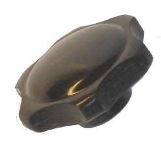 Drehrknopf Heizung schwarz Bild 1