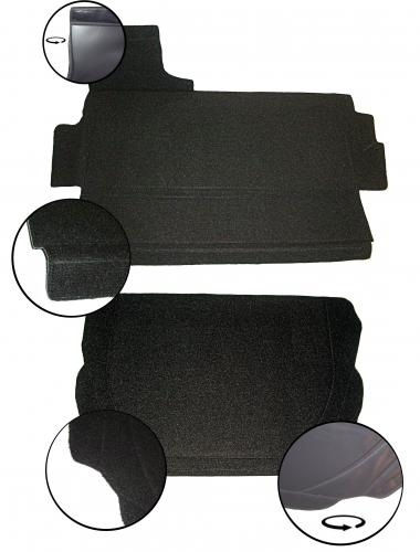 Kofferraumteppich Set inklusive Karton Bild 1