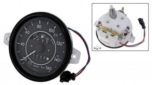 Tachometer Original Bild 1