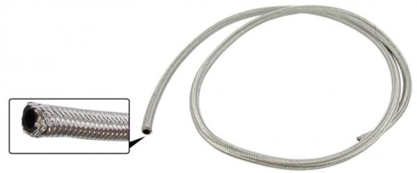 Kraftstoffschlauch / Benzinschlauch Stahl ummantelt Bild 1
