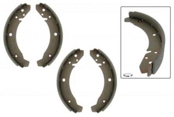 Bremsbacken B-Qualität vorne / hinten Bild 1
