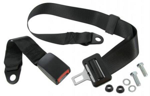 Sicherheitsgurt 2-Punkt-Gurt Rücksitz Bild 1