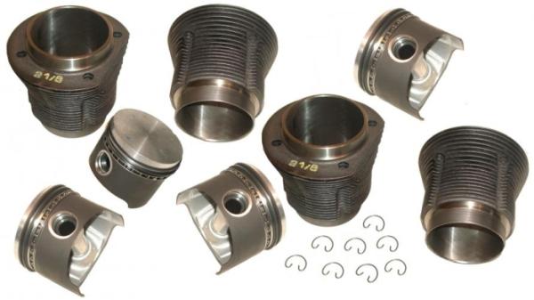 Big Bore Kolben / Zylinder Set 1641ccm Bild 1