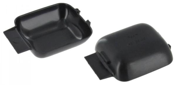 Rahmen Türgriff innen schwarz Bild 1