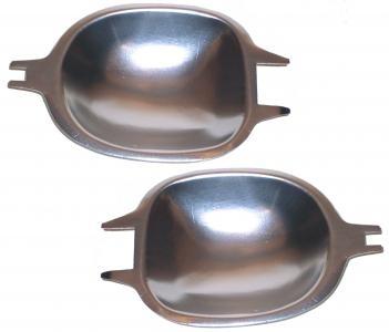 Türschalen Aluminium Bild 1