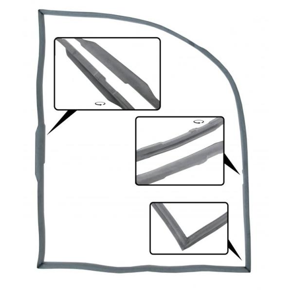 Türdichtungen A-Qualität links Bild 1