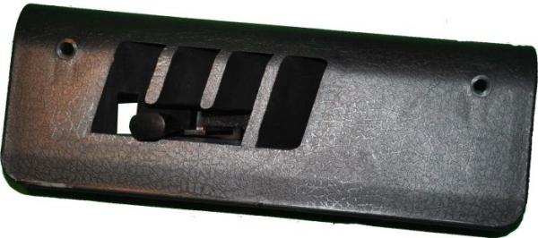 Lüftungsöffnung / Warmlufkanal Öffnung Fußraum rechts Bild 1