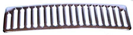 Gitter Kofferraumklappe Aluminium Bild 1