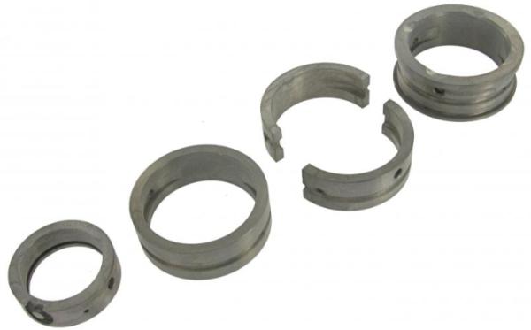 Hauptlagersatz Aluminium / Std / +2.00 / +0.25