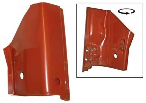 Türschanieraufnahme A-Säule rechts Bild 1
