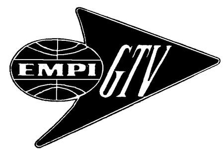 Emblem EMPI GTV Bild 1