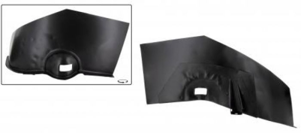 Karrosserie Reparaturblech hinten rechts Bild 1