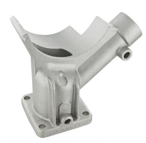 Lichtmaschinen-Fuß Aluminium Bild 1