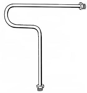 Kraftstoffleitung Kupfer Kraftstoffpumpe > Vergaser Bild 1