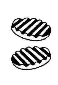 Zwischengummis Embleme Bild 1