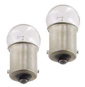 Glühbirnen Kennzeichenbeleuchtung 6V / 10W Bild 1