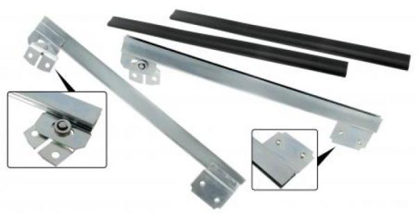 Schiene Fensterheber inklusive Gummidichtung Bild 1