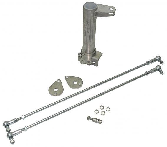 Vergasergestänge Solex H40/44 - Standard Lüfter Bild 1