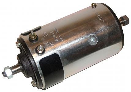 Lichtmaschine / Gleichstrom Generator B-Qualität DC 12V Bild 1