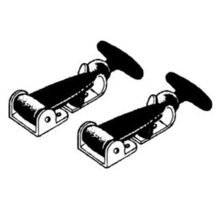 Schnellverschluss Motorhaube / Kofferraum Bild 1