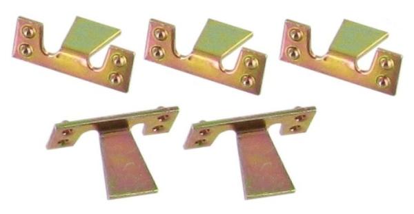 Clips Zierleisten Trittbrett 1303 Bild 1