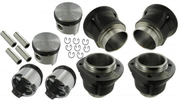 Zylinder - Zylinderkolben Set 1192ccm Bild 1