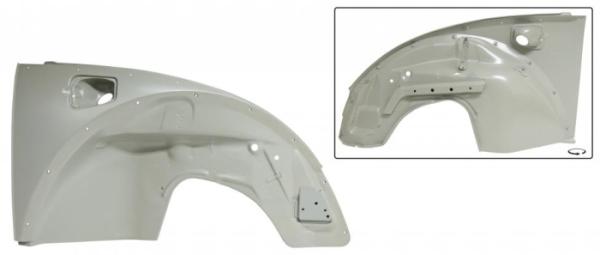 Innenkotflügel vorne rechts A-Qualität Bild 1