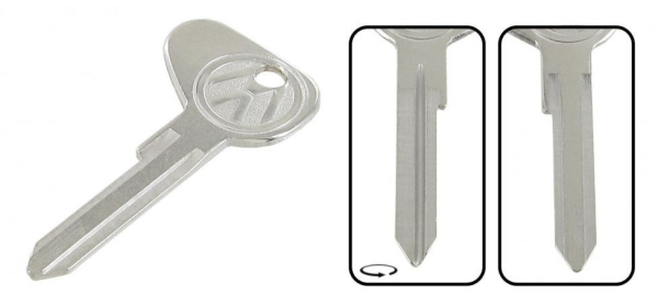 Schlüsselrohling M