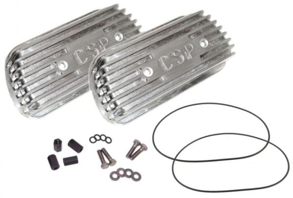 Ventildeckel Set CSP Langhub Aluminium Bild 1